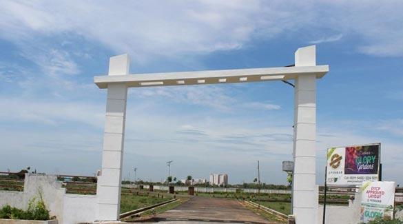 Glory Gardens Ponmar, Chennai - Residential Apartments
