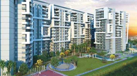 Shanker Greens, Agra - Luxurious Apartments