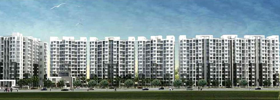 Majestique City, Pune - 2,3 BHK Flats