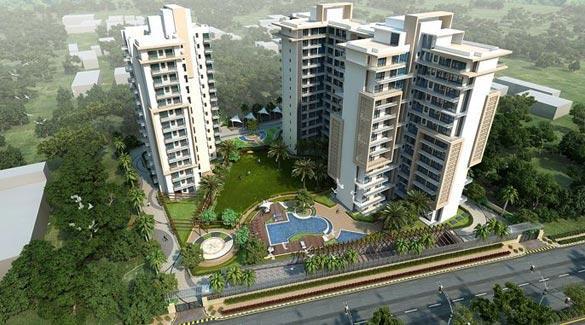 Max Heights Aravali One, Faridabad - 3 BHK Flats