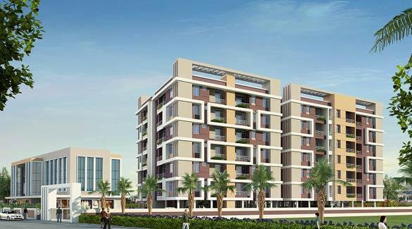 Patna Global Apartment, Patna - Residential Apartments