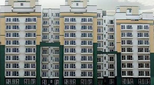 Omaxe Green Valley, Faridabad - Residential Apartments