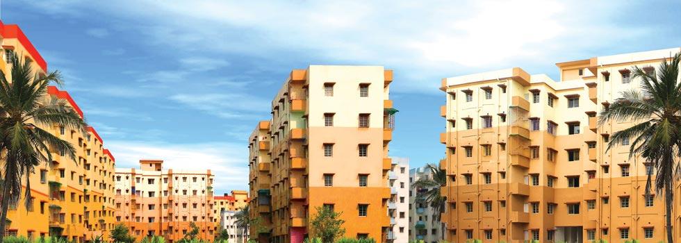 Larica township Barasat, Kolkata - Flats & Shopping Complex