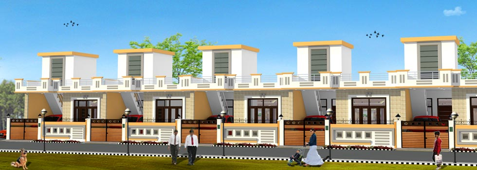 Nirmal Homes Phase 2, Lucknow - 2,3 BHK Row House