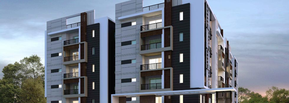Lansum Madhava Towers, Hyderabad - 3 BHK Flats