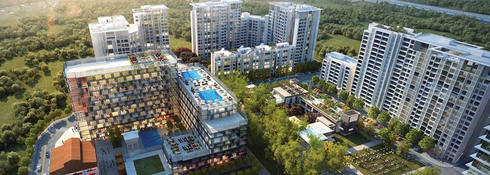 The Trees, Mumbai - 1,2, 3 & 4 BHK Apartments