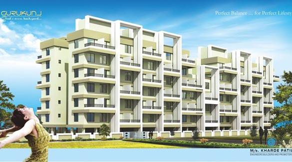 GURUKUNJ, Pune - 1,2 BHK Flats