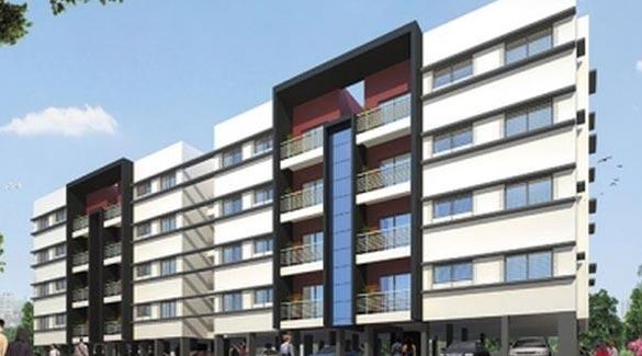 Manomay Apartment, Nashik - 1,2,3 BHK Flats
