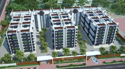 Hill View City II, Jaipur - Residential Apartments