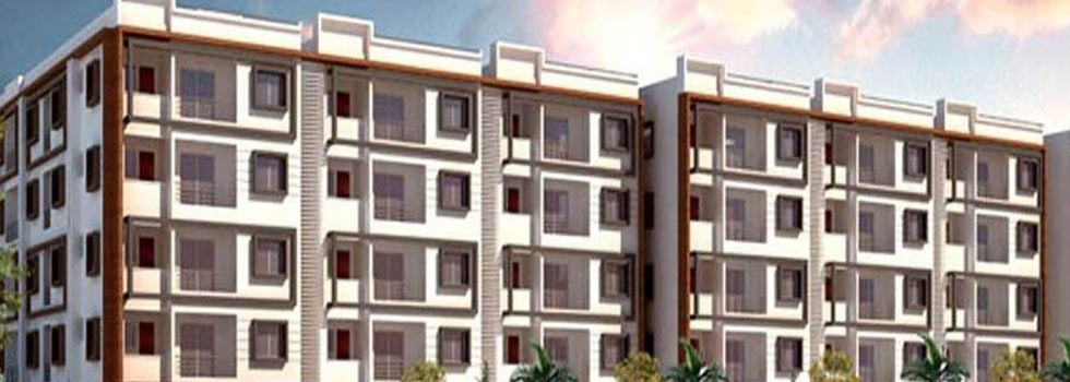 DSR White Waters, Bangalore - 2 & 3 BHK Apartments