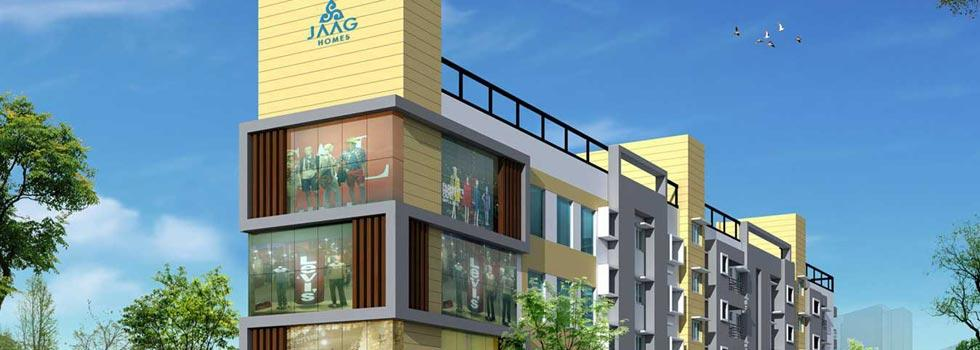 Achyutha Square, Chennai - 2,3 BHK Flats