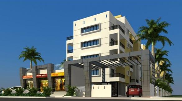 Dhavel Shivtirth, Pune - 1 & 2 BHK Apartments