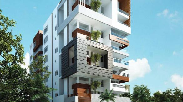 Oyster, Chennai - 2, 2.5 & 3 BHK Apartments