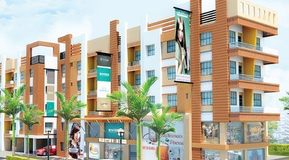 Goldwin Ganpati Umang, Kolkata - Residential Apartments