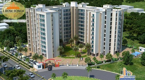 T Rose Tower, Lucknow - Luxurious Residences