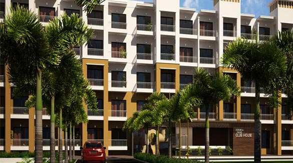 Astoria Park, Bangalore - 2 & 3 BHK Apartments