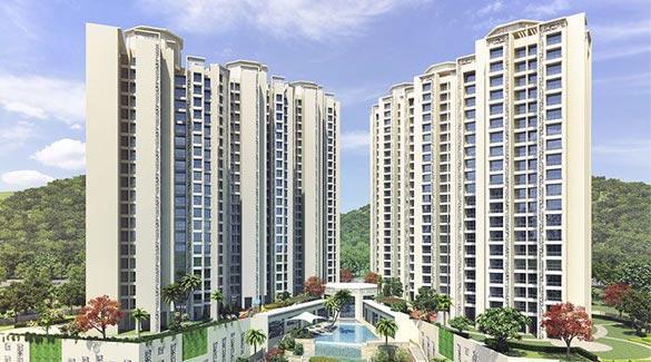 Ecovistas, Thane - 1 & 2 BHK Apartments