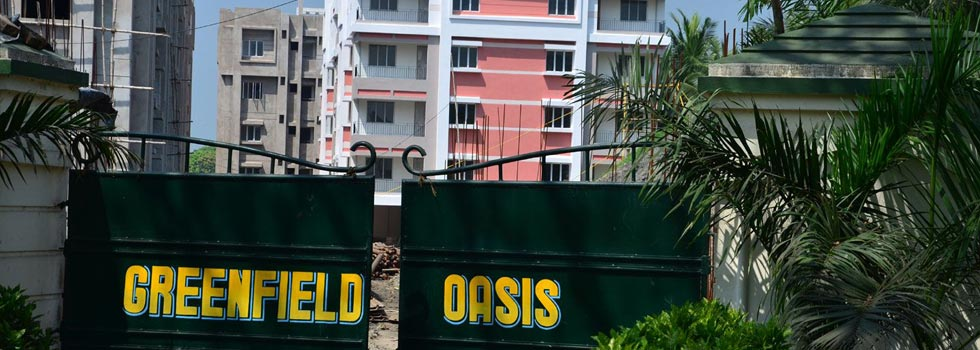Greenfield Oasis, Kolkata - 3 BHK Apartments