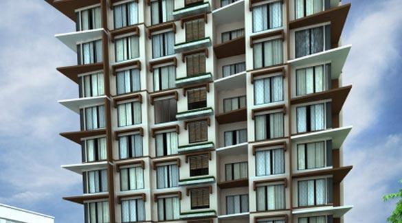 HILTON ENCLAVE, Mumbai - 1,2 BHK Flats
