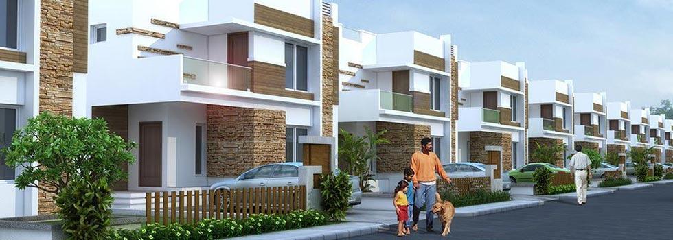 Kanchi Pattinam, Kanchipuram - 2, 3 & 4 BHK Apartments