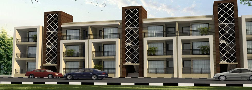 Global City Mohali, Mohali - 2 & 3 BHK Apartments