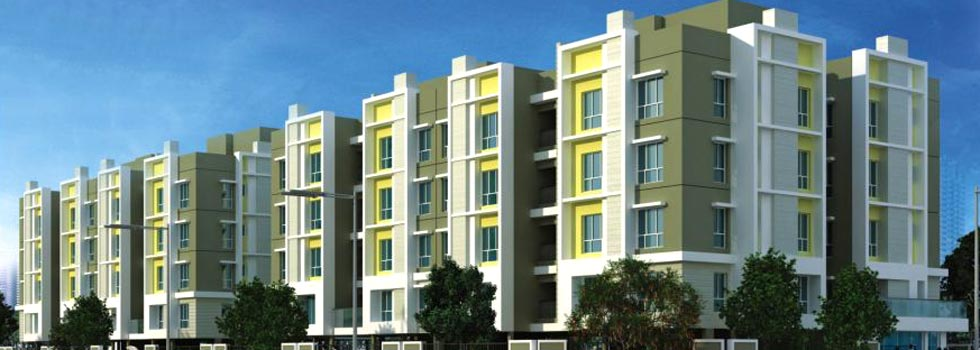 Atri Green Enclave, Kolkata - 2 & 3 BHK Apartments