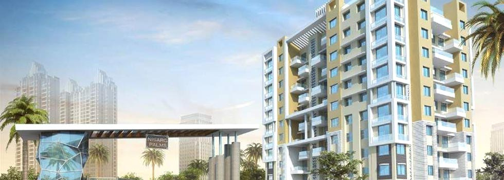 Nisarg Palms, Pune - Luxurious Residences