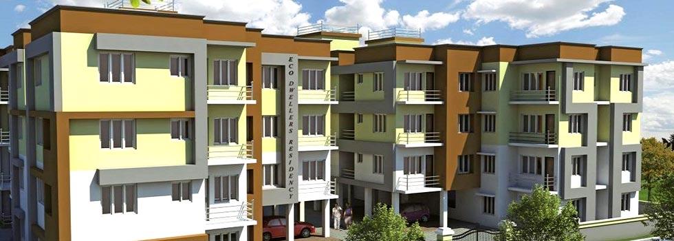 ECO-DWELLERS RESIDENCY, Kolkata - 2,3 BHK Flats