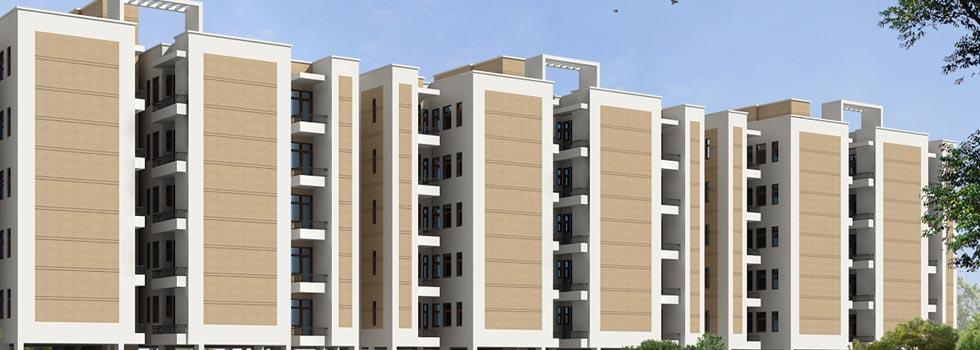 Auric City Homes, Faridabad - Residential Apartments