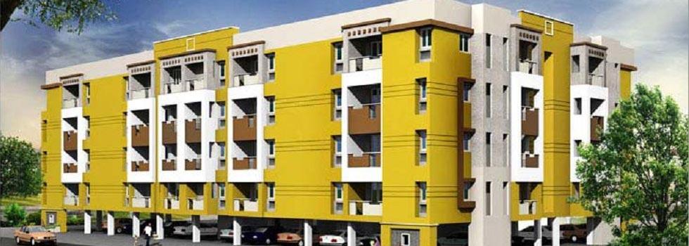 Green View Residency, Durgapur - 2,3 BHK Flats
