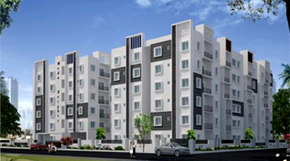 Meda Heights, Hyderabad - 2 & 3 BHK Apartments