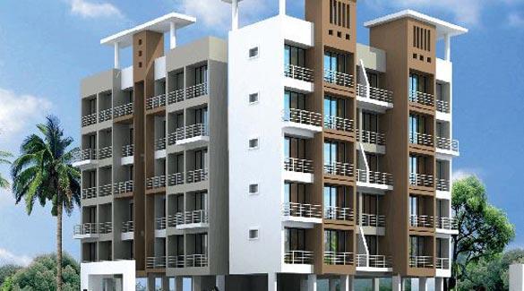 KRISHNA VALLEY, Raigad - 1 & 2 BHK Apartments