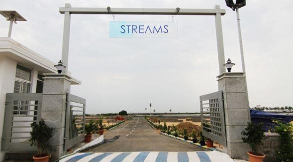 Streams, Chennai - Residential Land