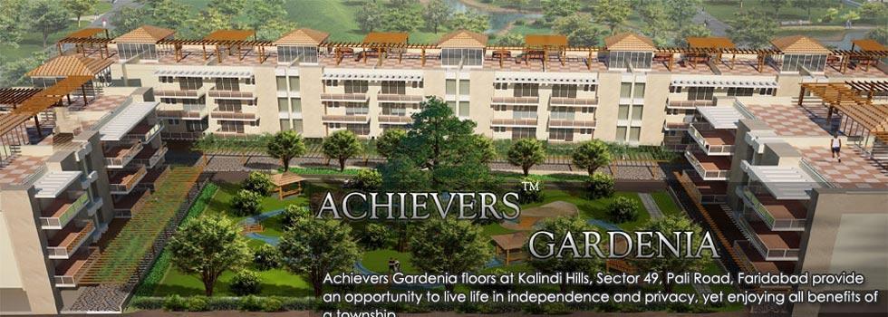 Achievers Gardenia, Faridabad - Luxurious Residences