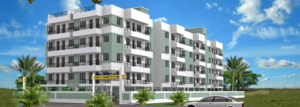 Ahalya Enclave, Bhubaneswar - Residential Apartments