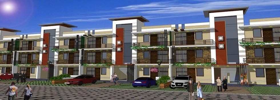 Comfy Homes, Chandigarh - 3 BHK villa