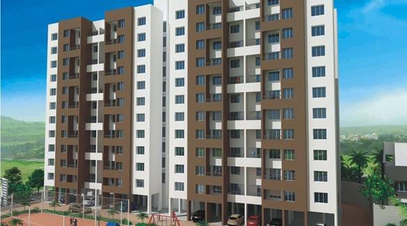 Sudatta Sankul, Pune - 2 & 3 BHK Apartments
