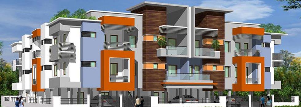 Amado Square, Chennai - 2,3 BHK Flats