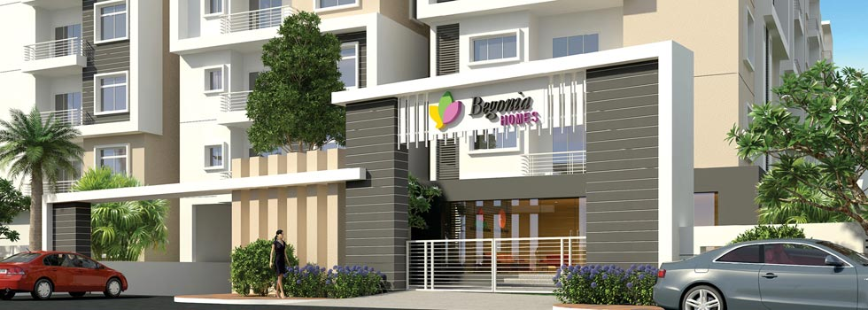 Begonia Homes, Hyderabad - Luxurious Residences