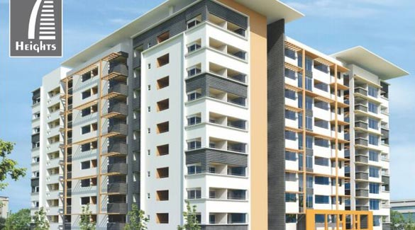 VMAKS Heights, Bangalore - 2 & 3 BHK Apartments