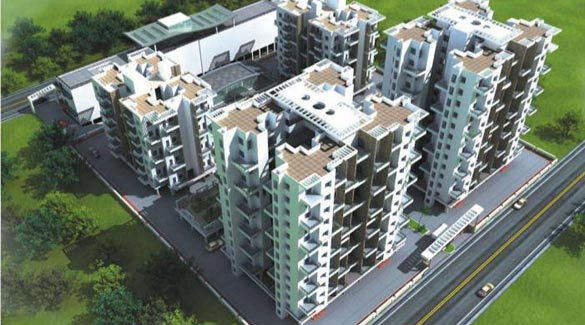 Royal Rohana, Pune - Residential Apartments