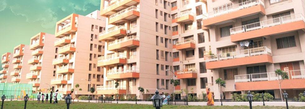 Park Island, Pune - 2 BHK Apartments