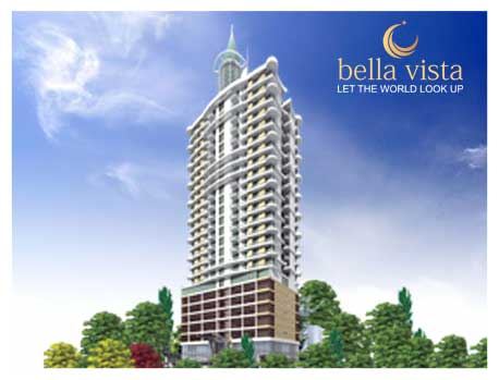Bella Vista, Thane - Residential Floor