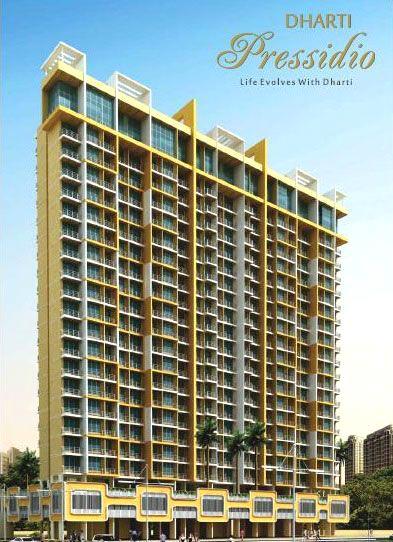 Dharti Pressidio , Mumbai - 1 BHK Apartments