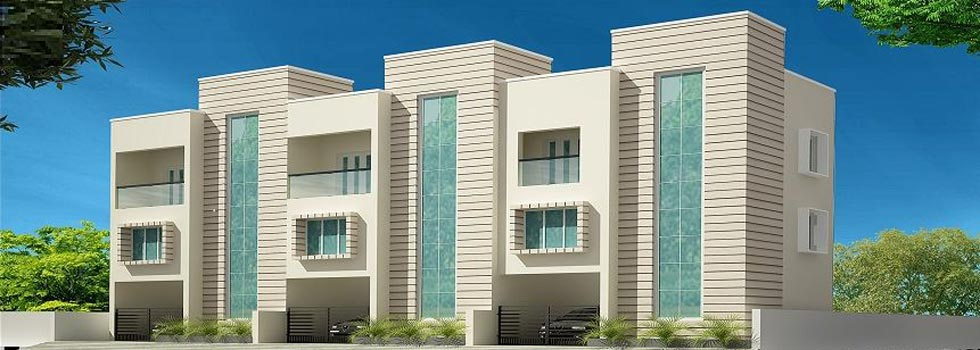 MGP Happiness, Chennai - 3 BHK Villas