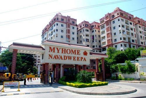 My Home Navadweepa