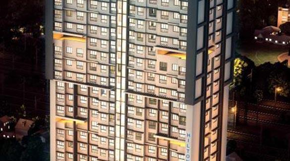 Hilton Heights, Mumbai - 1,2 BHK Flats