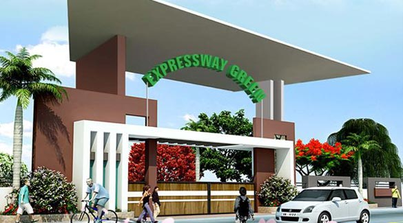 Expressway Greens, Lucknow - Residential Apartments
