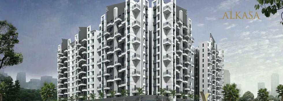Alcasa, Pune - 2 & 3 BHK Apartments