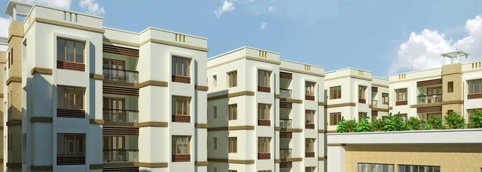 Coromandel Enclave, Coimbatore - 2 & 3 BHK Villas